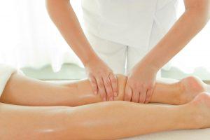 ayaq damarları üçün masaj